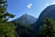 The Samaria Gorge, Crete