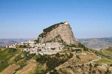 Hiking the Via Magna Francigena, Sicily