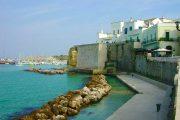 Otranto port, Apulia