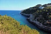 Coastal inlet, Puglia