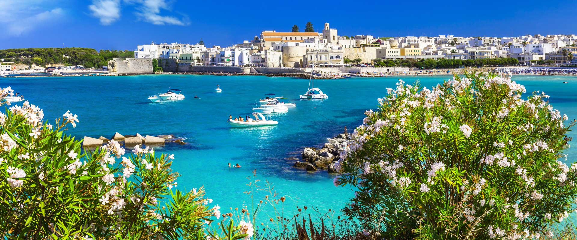 Puglia Coastal Walking