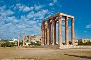 Athens Temple of Zeus, photo: GNTO/Y. Skoulas