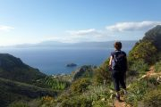 Hiking in the Saronic islands
