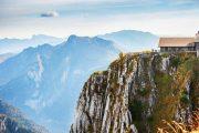 Feuerkogel mountain view