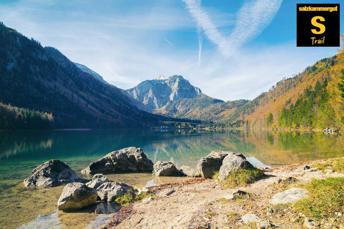 S-Trail1_Langbathsee walking holiday in the Salzkammergut