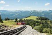 SchafbergBahn (c) Salzkammergutbahn Gmbh / Ursula Bahr