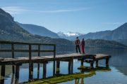 Hiking at the Altausersee, © STMG Wolfgang Stadler