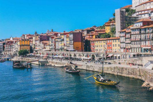Porto coastal camino