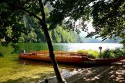Toplitzsee boat (c) Funke