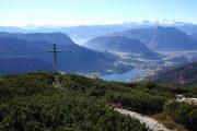 Backenstein hiking trail above Grundlsee (c) Ewald Gabardi