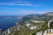 French Riviera hiking