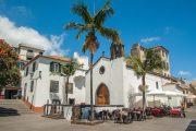 Church in Funchal old town