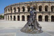 The Roman Amphitheatre in Arles