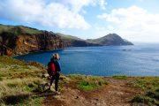 Hiking at Madeira's Sao Lourenço Peninsula