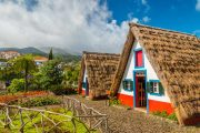 Santana thatched cottages, Madeira