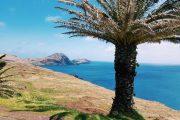 Walking on Madeira's sunny east coast