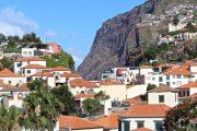 Typical Madeira village