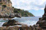 Cliffs at Cap Ferrat