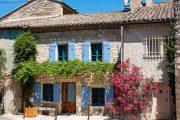 Summertime in Saint-Remy-de-Provence