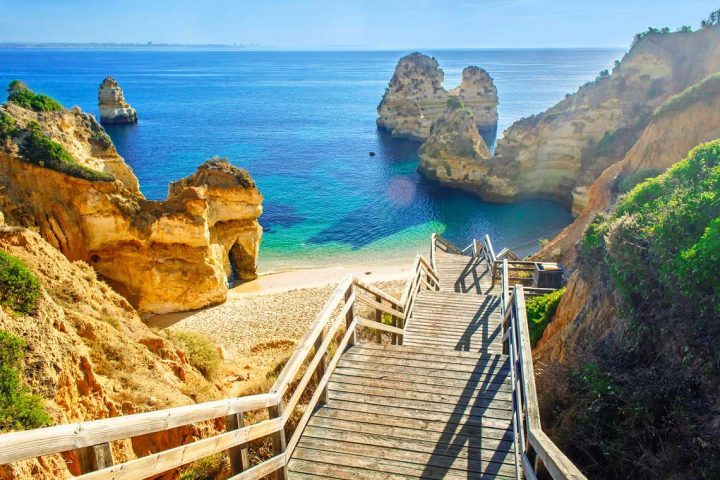 Lagos beach, Algarve