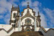 Mae de Deus Church, Ponta Delgada, Sao Miguel