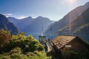Hallstaettersee ferry © Oesterreich-Werbung