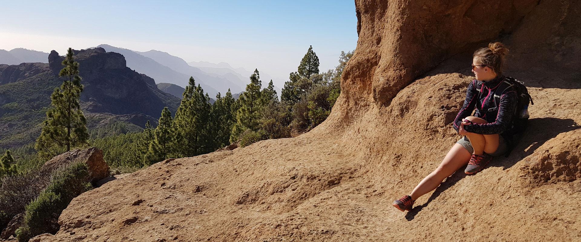 Hiking on Gran Canaria