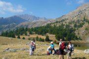 Hiking in Fontanalba
