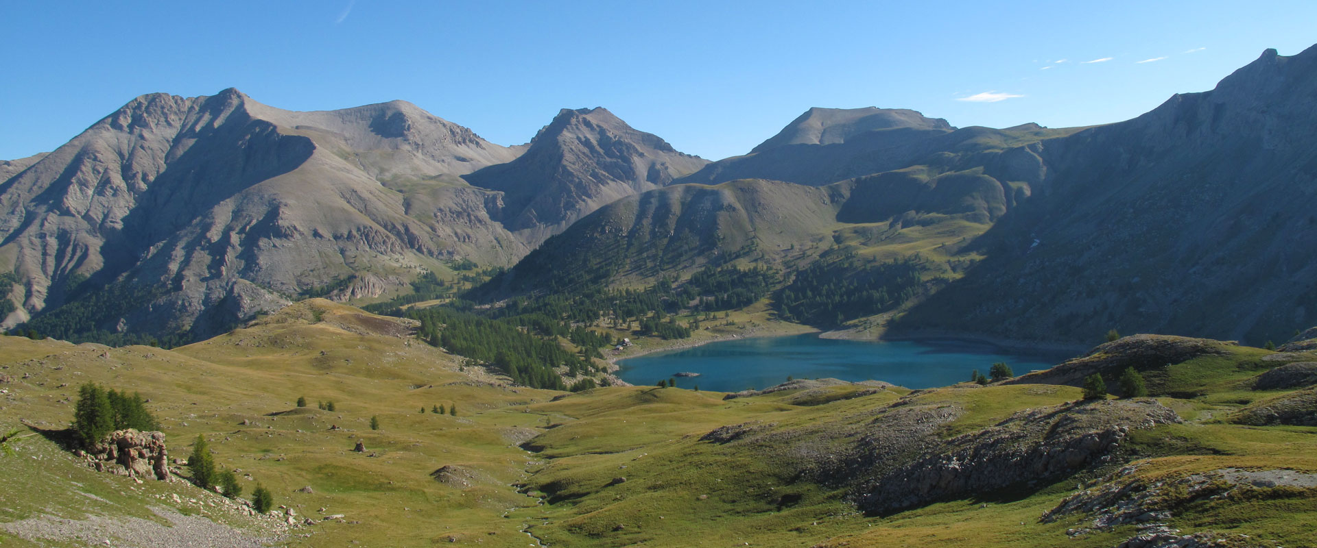 Alps: Mercantour National Park