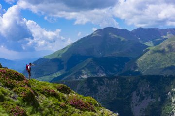 Hiking in the Pyrenees; Vall de Boi