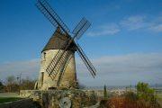 Windmill in Castelnaudary
