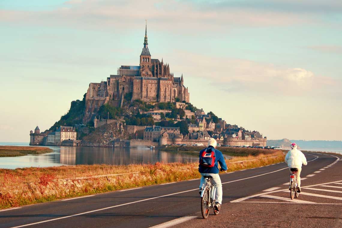 Cycling holiday in Brittany