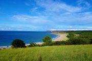 The Breton coastline