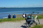 Taking a break in Zeeland