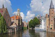 Bruges, the 'Pearl of Flanders'