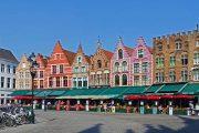 Grote Markt Square, Bruges