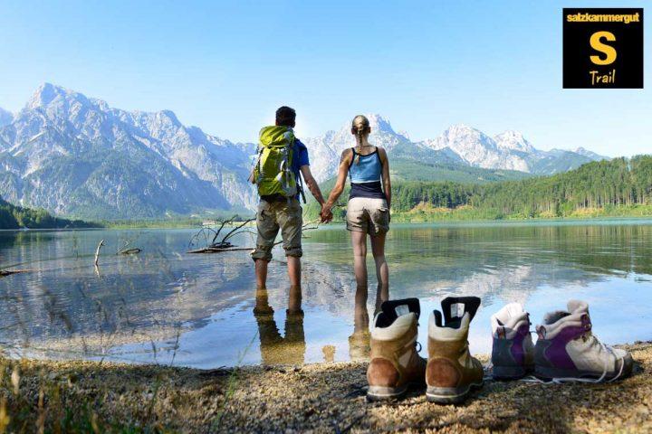 S-Trail-5_Vandreferie Wandern-am-Almsee-©-TVB-Almtal-Salzkammergut---Andreas-Röbl