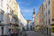 Linz Altstadt (c) Oesterreich Werbung / Volker Preusser