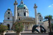 Vienna; Karlskirche