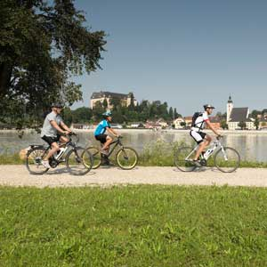 Austria Cycling holidays