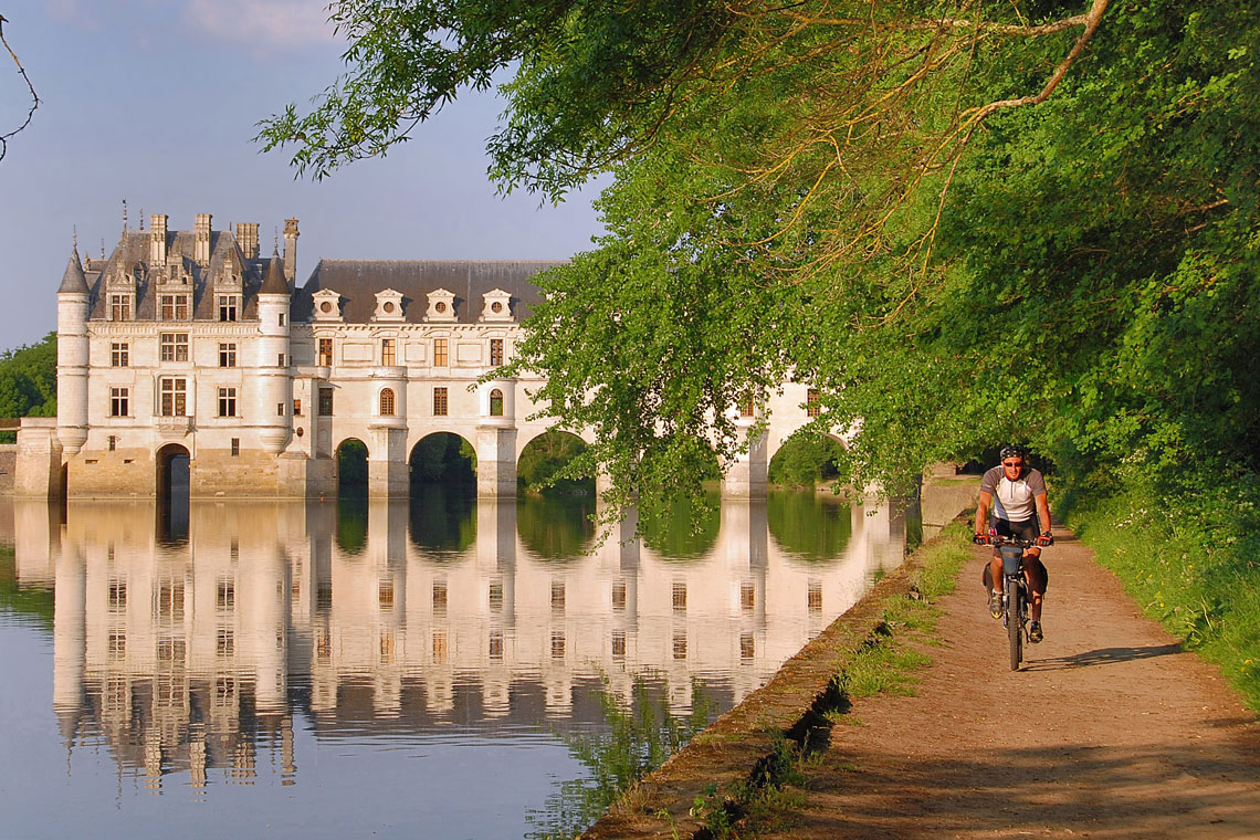 Loire Valley cycling holiday