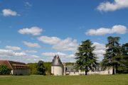 Château du Gué Péan, (c) Daniel Jolivet via Wikimedia Commons