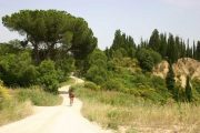 Val d'Orcia cycling