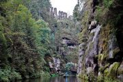 Edmundsklamm Gorge