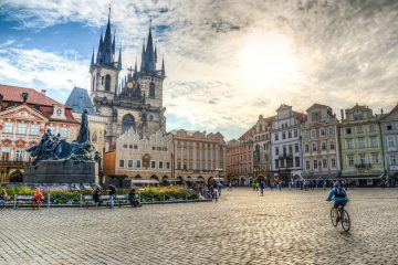 Elbe Cycle Path Prague to Dresden