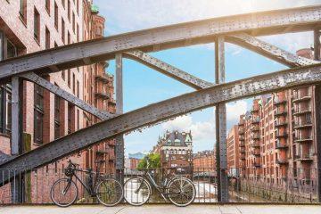 Hamburg to Berlin cycling holiday