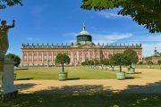 Explore the magnificent palaces ofPotsdam