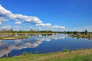Cycle through the Elbe Floodplain UNESCO Biosphere Reserve
