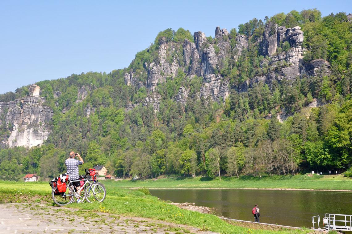 Elbe Cycling Holiday