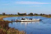 Elbe ferry, Prettin